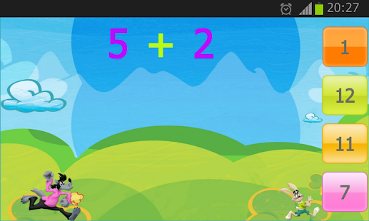 Mathematics for Kids/Baby- screenshot thumbnail