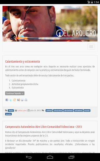 玩運動App|El Arquero免費|APP試玩