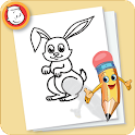 Lets Draw with Kids icon