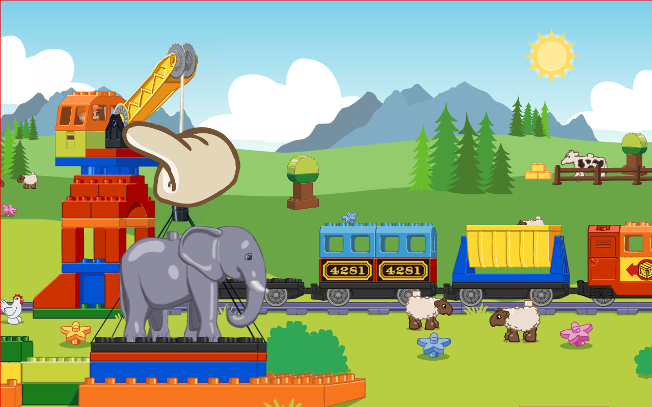 LEGO® DUPLO® Train - screenshot