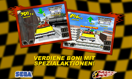 Sega: Crazy Taxi für Android angespielt [Video]