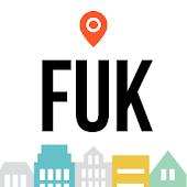 Fukuoka city guide(maps)