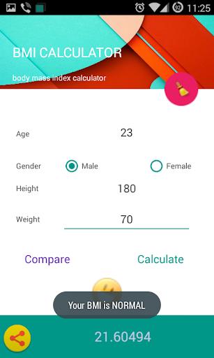 【免費健康App】BMI Calc-APP點子