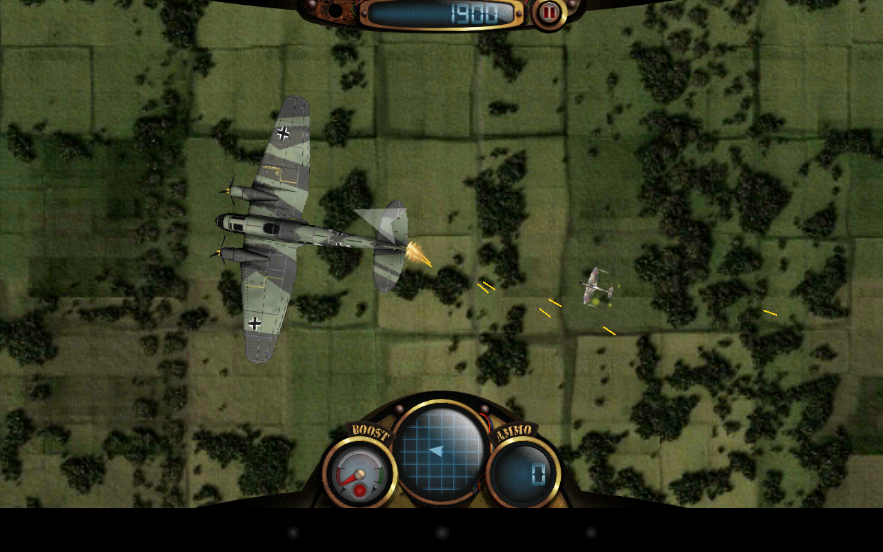 Pocket Dogfights - screenshot