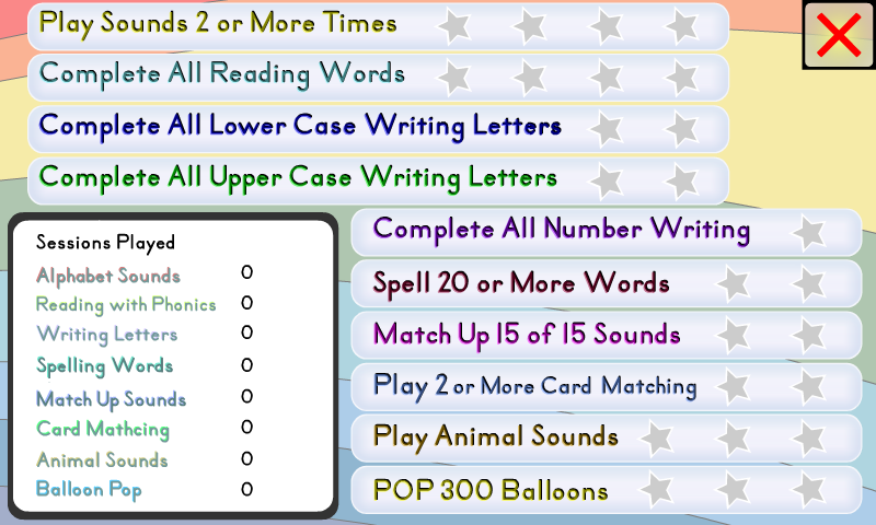 Learning Kids ABC Phonics Pro- screenshot