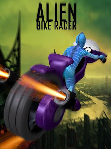 异度空间自行车赛车3D|玩賽車遊戲App免費|玩APPs