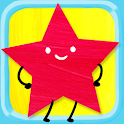 Shape Games for Kids: Puzzles icon