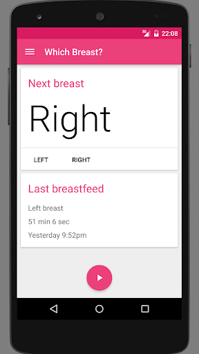 Which breast - Breastfeeding