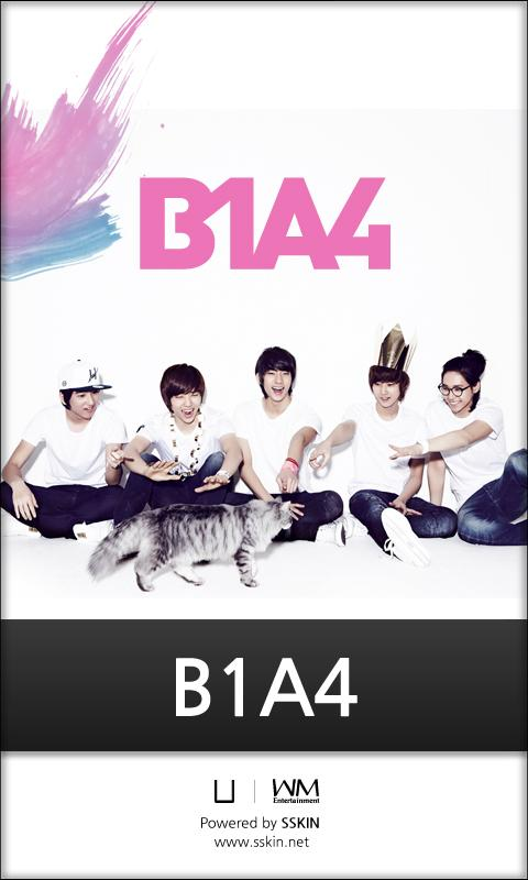 [SSKIN] B1A4_live - screenshot