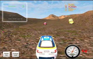 Screenshot of Free Open Rally 2
