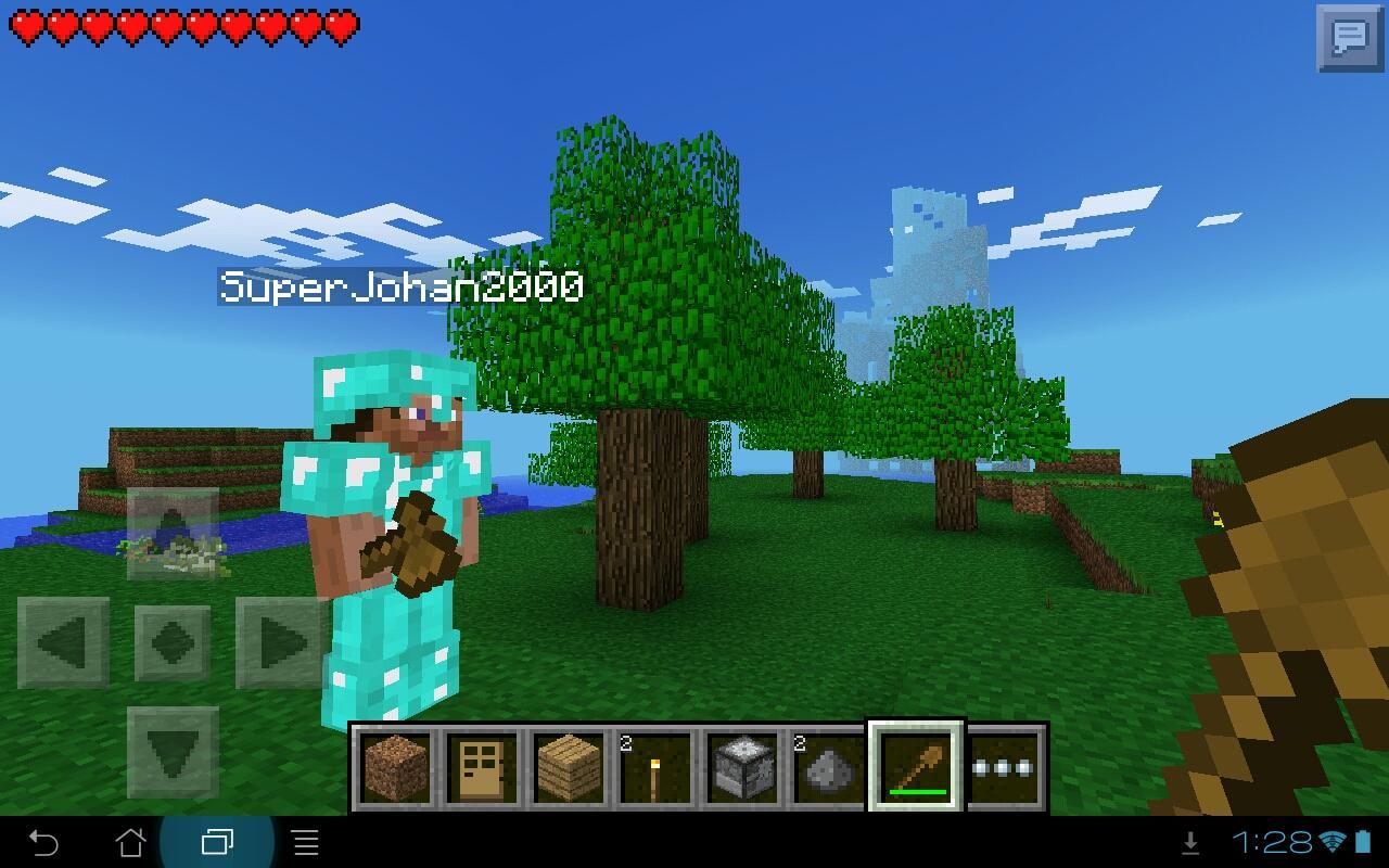 minecraft pe 0.1 5.0 free download