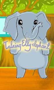 Talking Elly Elephant - screenshot thumbnail