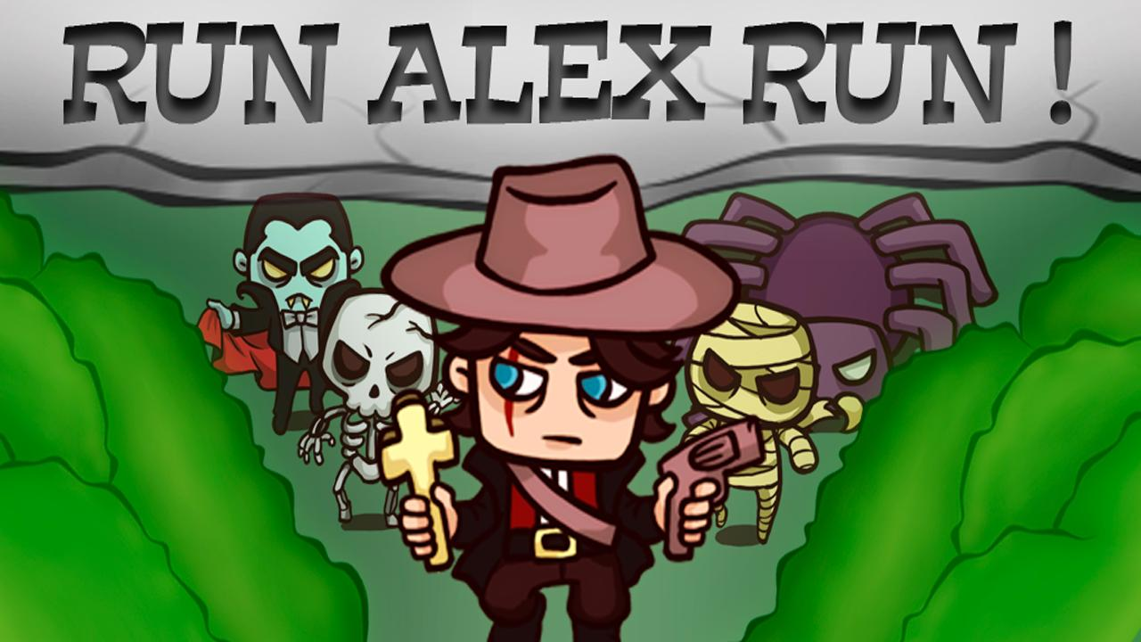 Run Alex Run Free - screenshot