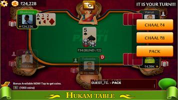 Screenshot of Teen Patti King - Flush Poker
