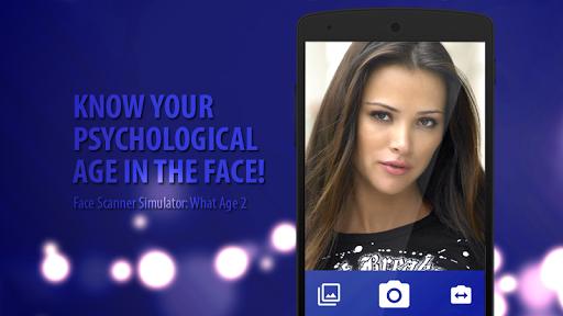 脸部扫描仪:什么年龄2