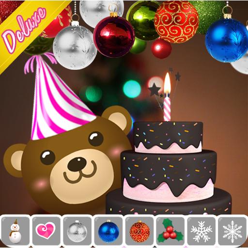生日蛋糕(豪華) 休閒 App LOGO-硬是要APP