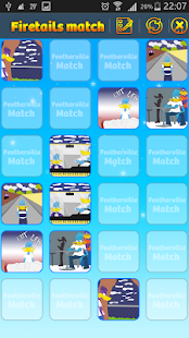Firetails Match Game- screenshot thumbnail