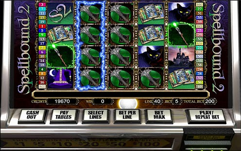 Spellbound 2 HD Slots - screenshot thumbnail