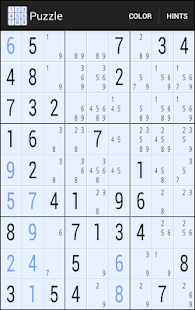 Sudoku Hint Plus- screenshot thumbnail