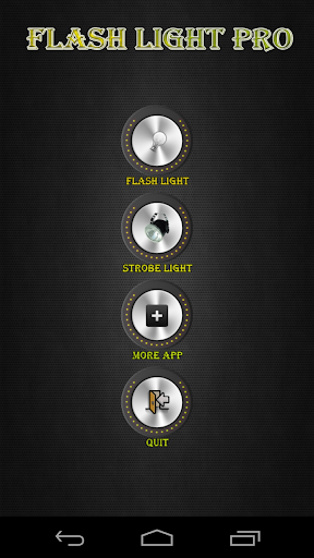 Flash+Strobe Light Pro