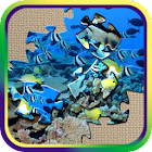 Under the Sea Jigsaw icon