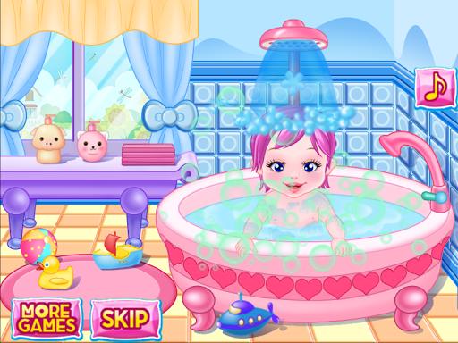 免費下載休閒APP|可爱的宝宝游戏的女孩 app開箱文|APP開箱王