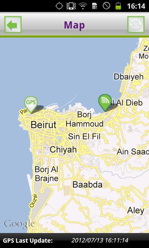 Talfen- screenshot