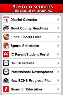 Boyd County Schools - screenshot thumbnail