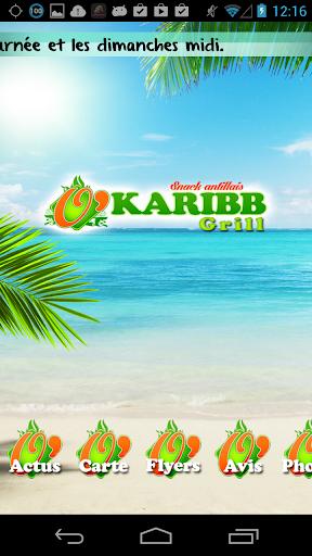 O'Karribb Grill