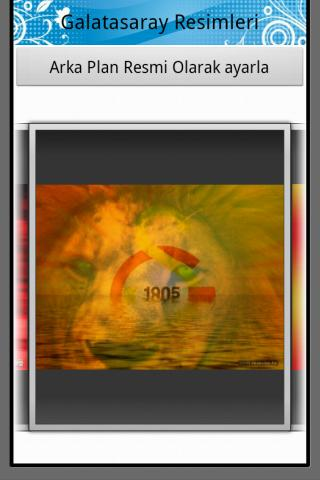 Galatasaray Resimleri- screenshot