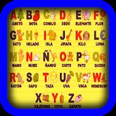 Learning Spanish Alphabet