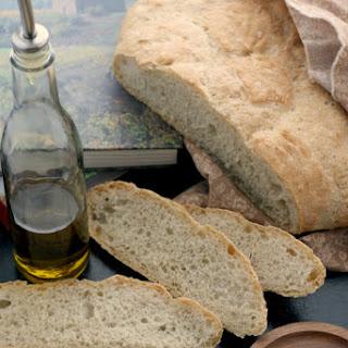 Pane Toscano (Tuscan Bread).