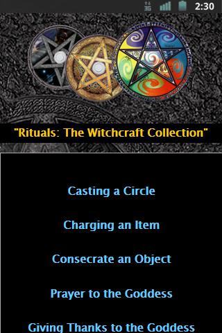 Rituals - screenshot