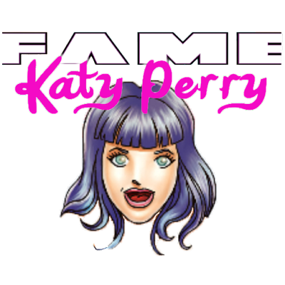Fame: Katy Perry Comic Book