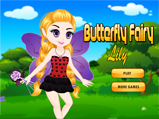 Butterfly Fairy Lily