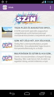 SZIN 2012 - screenshot thumbnail