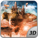 FlyIsland Pro 3D LWP icon