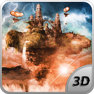 FlyIsland Pro 3D LWP 個人化 App LOGO-APP試玩