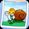 Snail Adventure Game icon