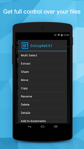 B1 File Manager and Archiver Pro v1.0.026