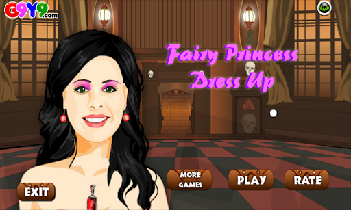 公主化妝遊戲