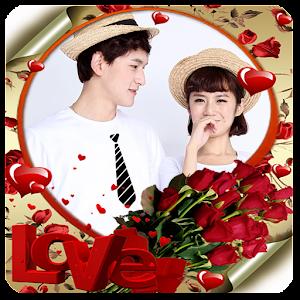 กรอบรูป LoveLove 攝影 LOGO-玩APPs
