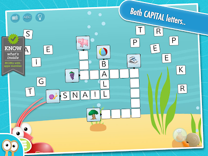 Happi Spells Crossword Puzzles- screenshot thumbnail