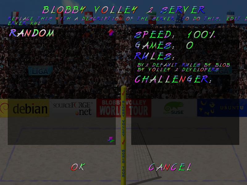 Blobby Volley 2 Online
