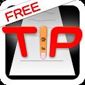 Tip Calculator: FingerTip Free logo