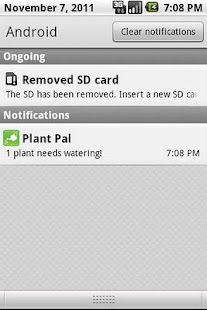 Plant Pal- screenshot thumbnail