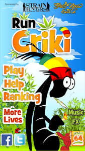 Run Criki (stoned Weed game) v1.0