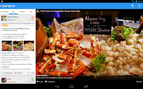Wongnai: Restaurants & Reviews Screenshot 26