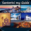 Santorini my Guide icon