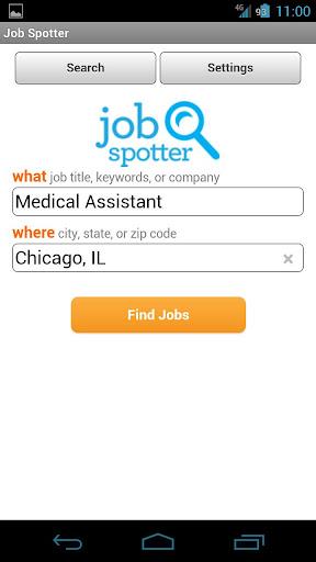 Job Spotter Premium